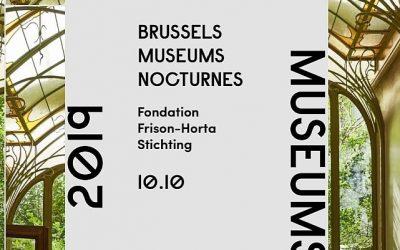 Brussels museum nocturnes